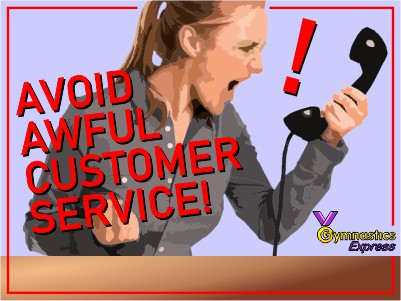 Avoid Awful Customer Service