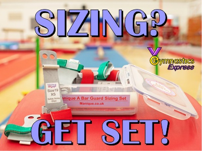 Sizing? Get Set!