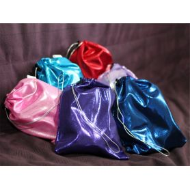 An image of all the Lycra pouches