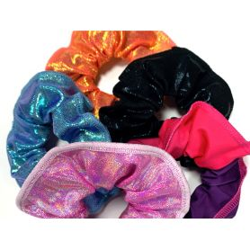 An image of All Gym Central Scrunchies