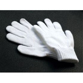 An image of a pair of Manique acrylic bar loop gloves
